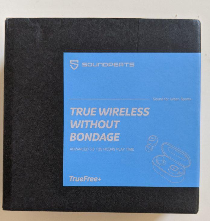 Soundpeats truefree plus wireless earbuds review