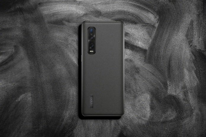 OPPO-Find-X2-Pro-Vegan-Leather-Gray