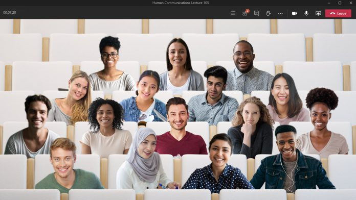 Microsoft-Teams-Together-Mode-View