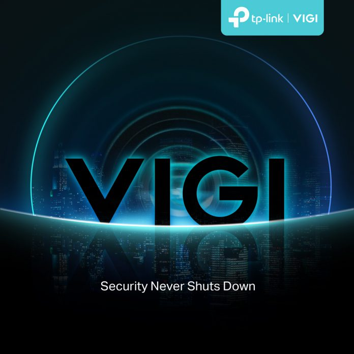 TP-Link Launches VIGI- Advanced Video Surveillance Brand