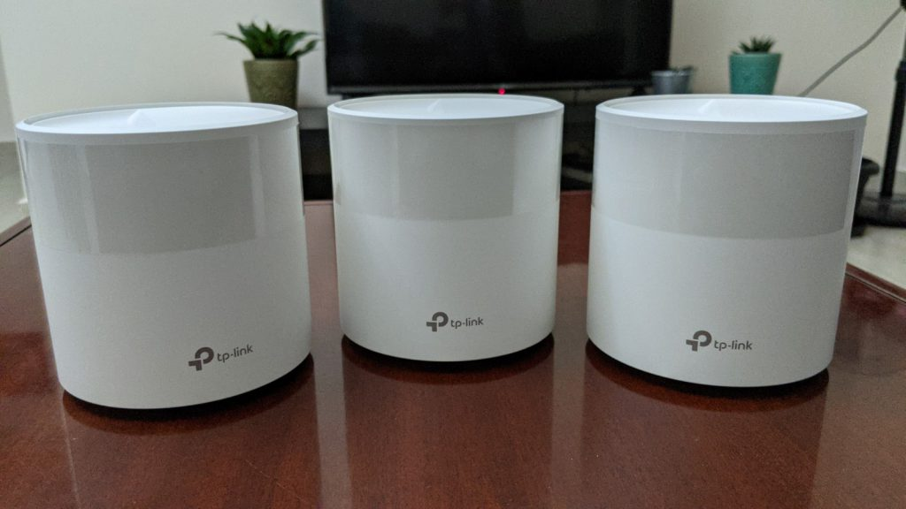 TP-Link DECO X20 Wi-Fi 6 WiFi AX Home WiFi Mesh Router