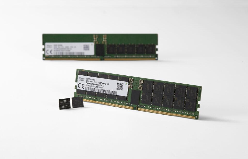 SK Hynix DDR5 RAM Module launched