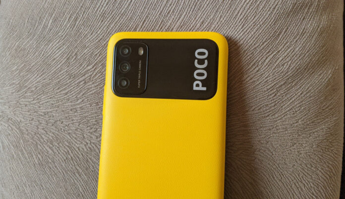 POCO M3 Smartphone with Snapdragon 662