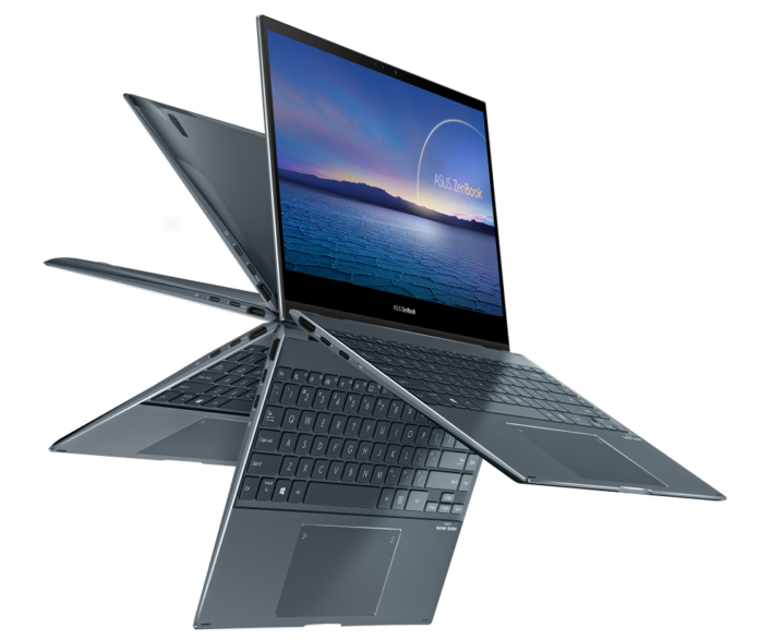 Asus ZenBook Flip OLED UX363EA Review