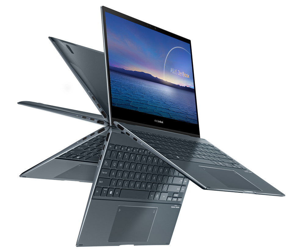 Asus announces ZenBook Flip 13 OLED UX363 with up to Intel Core i7 Processors