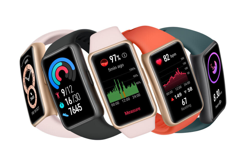 Huawei Band 6 Smart band launches in the UAE for AED 229