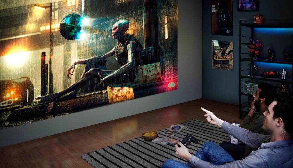 BenQ Gaming Tk700STi 4K Gaming Projector
